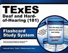TExES 181 Deaf and Hard of Hearing Exam Flashcard Study System TExES Test Pra