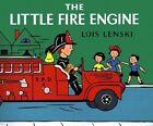 Little Fire Engine, the by Lois Lenski (Hardback, 2001)