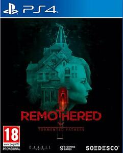 Remothered-Tormented-Fathers-For-PS4-New-amp-Sealed
