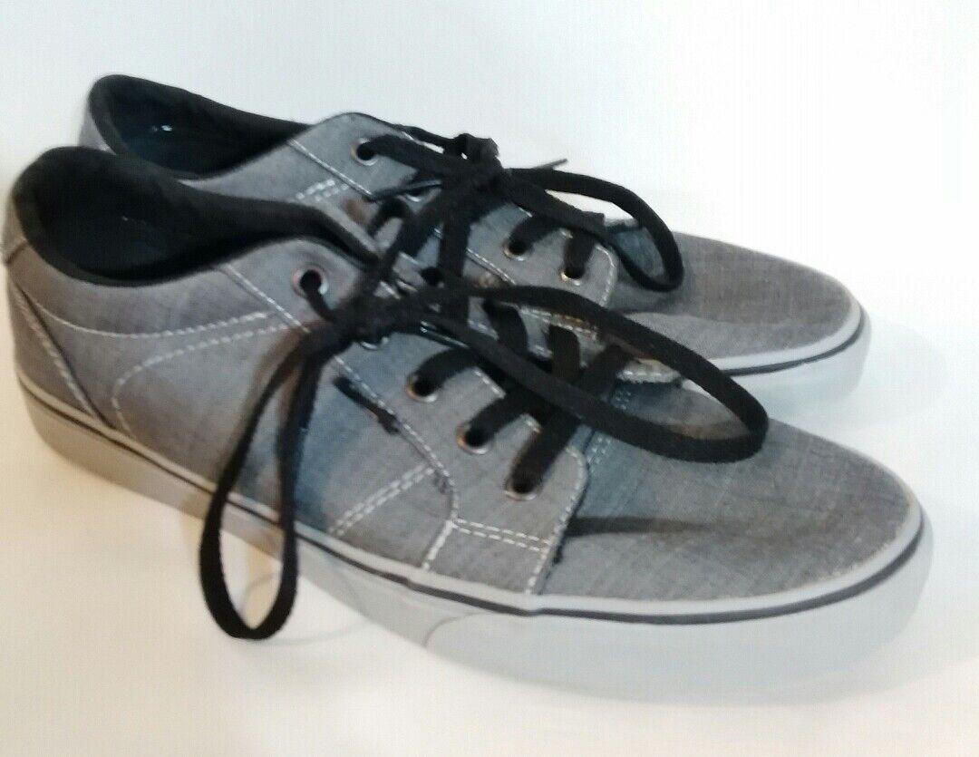 VANS Chukka Low (Washed Canvas) noir / noir hommes Skate Chaussures
