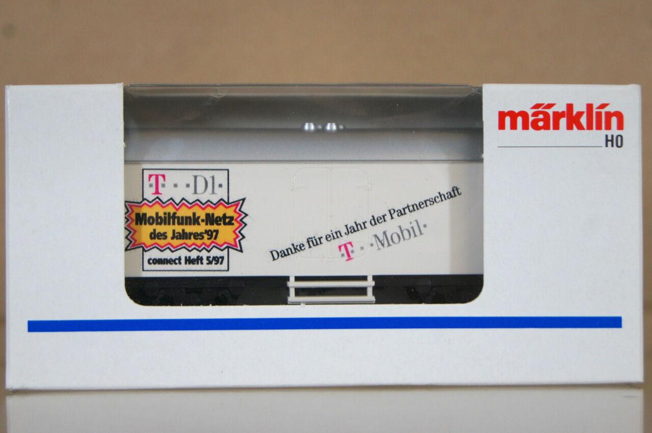 Marklin Märklin 4415 K8101 T D1 Mobilefunk Netz des Jahres' 97 T Mobil Remorque