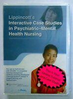 Interactive Case Studies In Psychiatric-mental Health Nursing Cd-rom Tutor