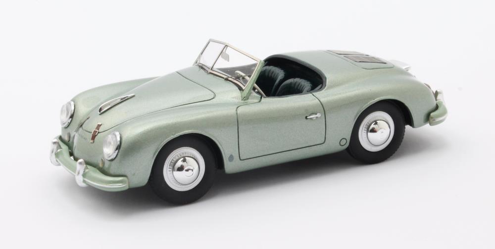 Porsche 356 America Roadster  Metallic verde  1952 (Matrix 1 43   MX41607-071)