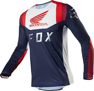 MX Motocross Dirt Bike Off-Road ATV Mens Gear Fox Racing Airline Jersey