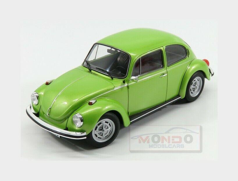 cómodamente Volkswagen Volkswagen Volkswagen Beetle 1303 1972 verde Met NOREV 1 18 NV188523  promocionales de incentivo