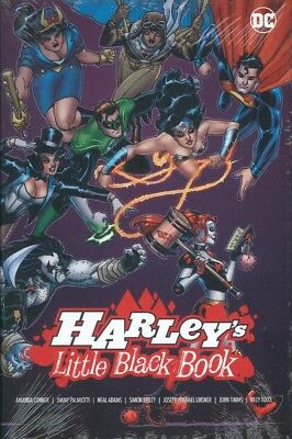 HARLEY/'S LITTLE BLACK BOOK HC REPS #1-6 SEALED//MINT