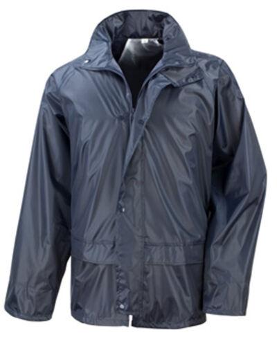 Result Core Rain Suit Men/'S Waterproof Rain Suit-Jacket trouser set S to 3XL