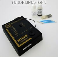Mizar Electronic Gold Testing Kit For Greater Than 9 To 18k Gold