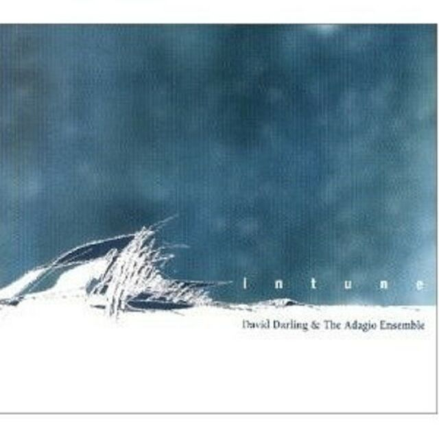 "DAVID DARLING ""INTUNE""  CD -----4 TRACKS----- NEW!"