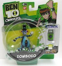 BEN 10 Omniverse ZOMBOZO The Clown Action Figure 32614 Rare New Toy