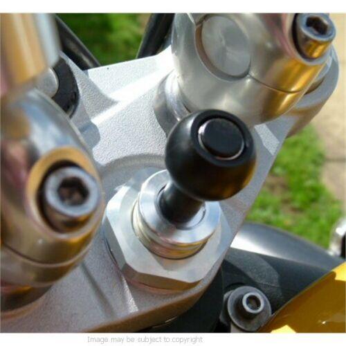 15mm-17mm Agujeros Moto Motocicleta Madre yugo montaje para TomTom Urban Rider