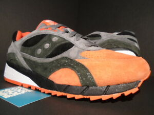 promo code 0a7ce 8749e Details about SAUCONY SHADOW 6000 PREMIER LIFE ON MARS GREY RED ORANGE  RONNIE FIEG 70148-1 11
