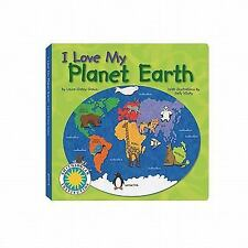 I Love My Planet Earth (I Love My Book) (with easy-to-download e-book-ExLibrary