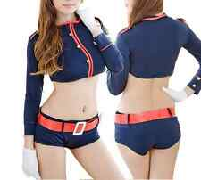 Hello Sailor  Sexy Lingerie Suit Role-playing Game Teddy dress up AU Ship