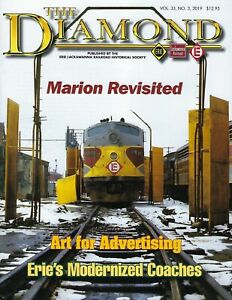 The-Diamond-3rd-Qtr-2019-issue-of-the-ERIE-LACKAWANNA-Historical-Society-NEW