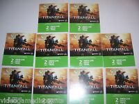QTY 10 - XBOX LIVE 2 DAY 48 HOUR GOLD TRIAL MEMBERSHIP CARDS-TRUSTED USA SELLER