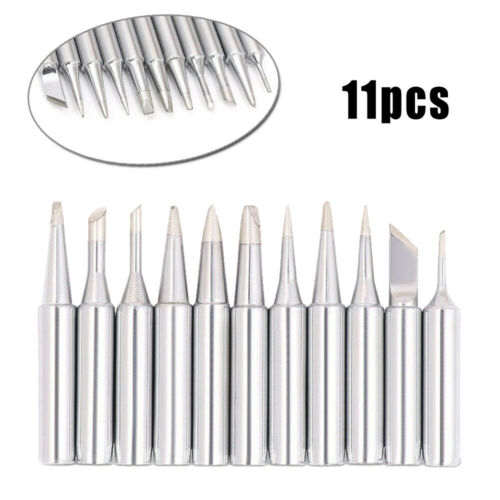 Soldering Iron Tips Lead Free Durable For 936 937 938 942 951 969 907 907 ESD