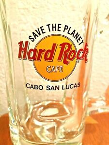 Hard-Rock-Cafe-Cabo-San-Lucas-Mexico-Beer-Stein-90-039-s-Free-Priority-Shipping