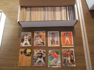 BALTIMORE-ORIOLES-LARGE-500-CARD-LOT-INSERTS-ROOKIES-amp-PARALLEL-CARDS-ONLY