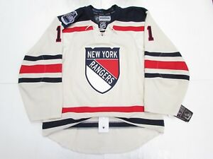 NEW YORK RANGERS 2012 WINTER CLASSIC ANY NAME/NUMBER REEBOK EDGE 2.0 7287 JERSEY