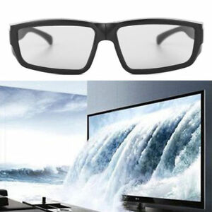 Passive-3D-Glasses-Black-H4-Circular-Polarized-3D-Viewer-Cinema-Pub-Sky-Cinema