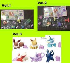 Ditto Metamon Pokemon center  Figure  all Complete Vol.1 Vol.2 Vol.3 gacha Japan