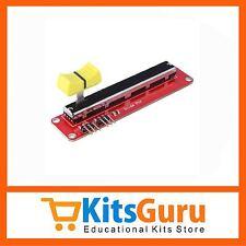 Slide Potentiometer 10K Linear Module Dual Output  KG372