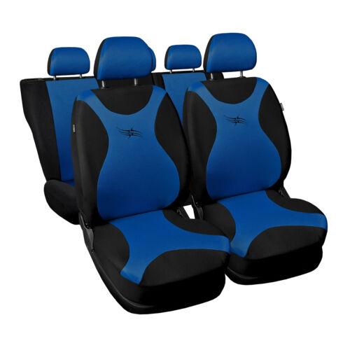 Suzuki Liana Blau Turbo Universal Sitzbezüge Sitzbezug Auto Schonbezüge