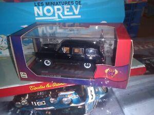 IST-Models-Gaz-Volga-M22-U-S-S-R-1964-black-1-43-IST107-NEUF-EN-BOITE