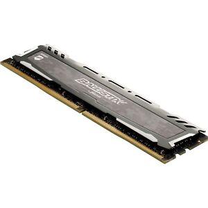 Crucial-Ballistix-Sport-8-GB-DDR4-2400-MHz-RAM-de-juegos-UDIMM-garantia-de-por-vida-gris