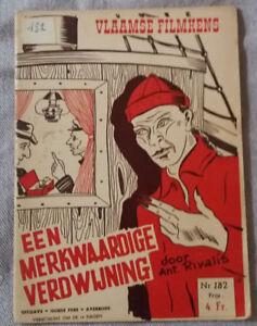 Vlaamse-Filmkens-N-182-Een-Merkwaardige-verwijning-Averbode