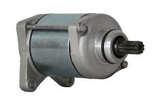 NEW-STARTER-FITS-HONDA-ATV-TRX250TE-FOURTRAX-2008-2009-2011-2014-31200-HM8-B61