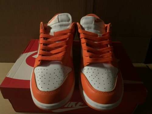 """2020 Dunk Low SP """"Syracuse"""" Size 9 Used"""