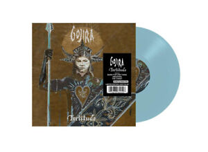 Gojira - Fortitude Exclusive Limited Edition Blue Colored Vinyl LP x/500