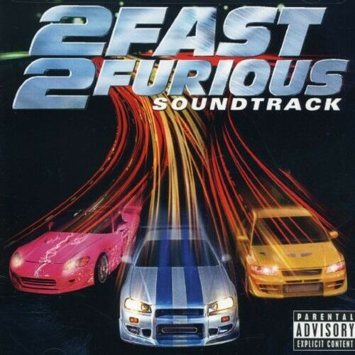 1 of 1 - Various Artists - 2 Fast 2 Furious (Original Soundtrack) [New CD] Explicit