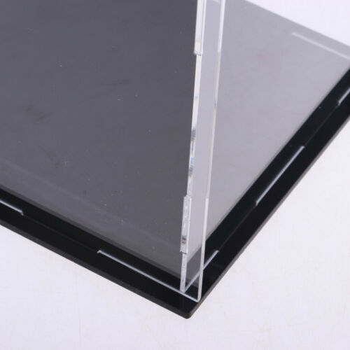 Mini Diecast Alloy Car Model Display Case Protective Box Perspex 35x18x13cm