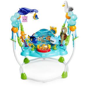 Disney Baby Finding Nemo Sea Of Activities Newborn Jumper
