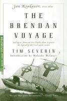 The Brendan Voyage (modern Library Exploration) By Tim Severin, (paperback), Mod