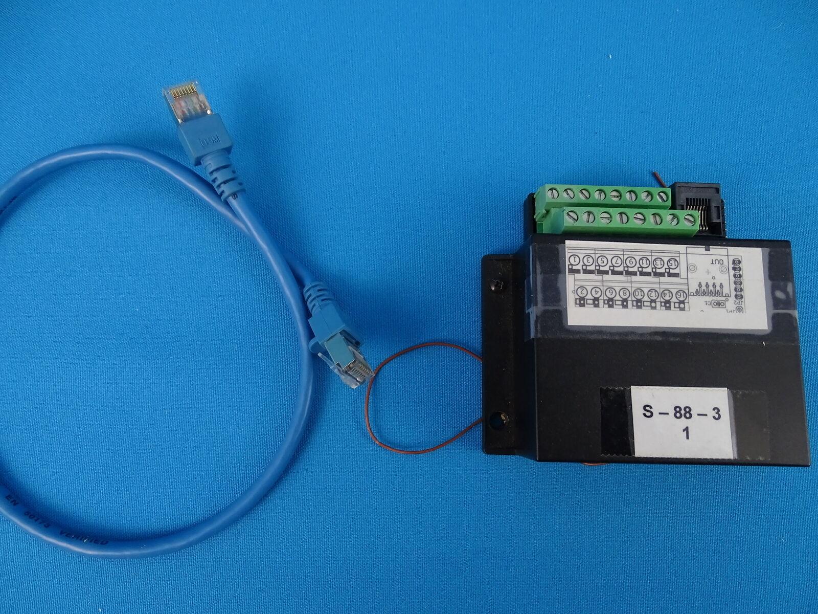 TAMS 44-01307-01 Elektronik S-88-3 terugmelding Decoder DIGITAL