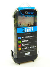 Snow Lizard SLXTREME7 Solar Charge, Waterproof Battery Case for iPhone 7 - Camo