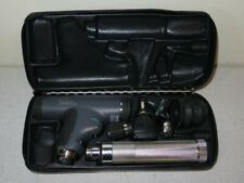 Welch Allyn 35v Panoptic Ophthalmoscope Otoscope Amp Nasal Diagnostic Kit