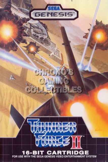 Castlevania Bloodlines Sega Genesis BOX ART SEG002 RGC Huge Poster