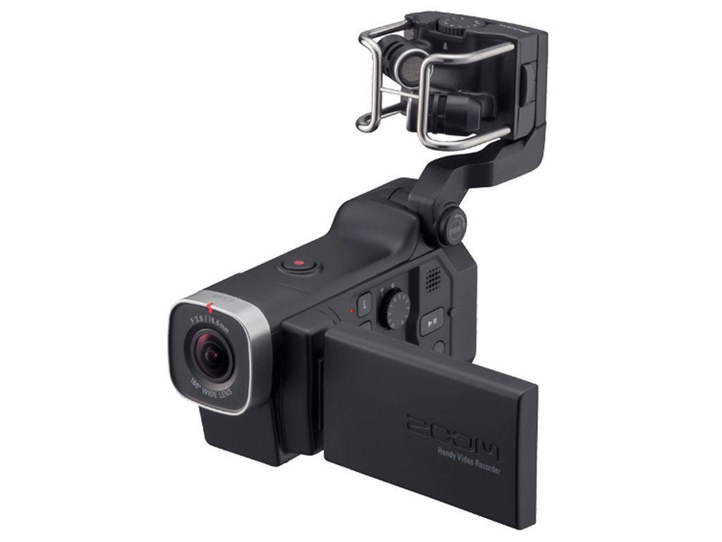 ZOOM Q8 registratore digitale audio video