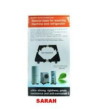 SARAH Adjustable Fridge / Top Loading Fully Automatic Washing Machine Trolley