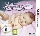 My Little Baby 3D (Nintendo 3DS, 2013, Keep Case)