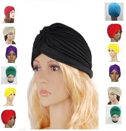 TURBAN VINTAGE STYLE,Head Wrap,Headwrap,Hat,Bandana,Scarf,Hair Loss,40s 50s *Tur