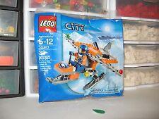 "LEGO CITY   ""MICROLIGHT""  # 30310  NEW POLYBAG"