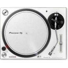 Pioneer PLX-500 Direct Drive DJ Turntable - White