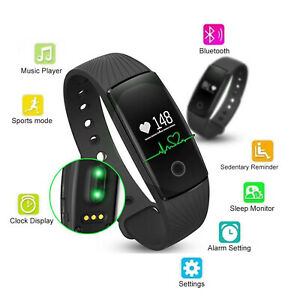 Smart-Band-Watch-Bracelet-Wristband-Fitness-Tracker-Blood-Pressure-HeartRate
