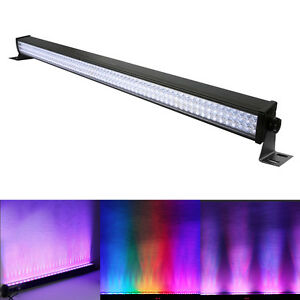 27W LED 1M Washer Wall Wash Light Pure White Linear Bar Outdoor Lamp 90 240V